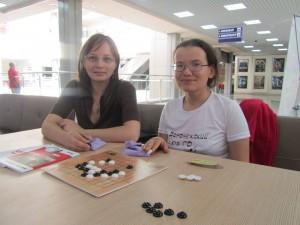Мария и Светлана